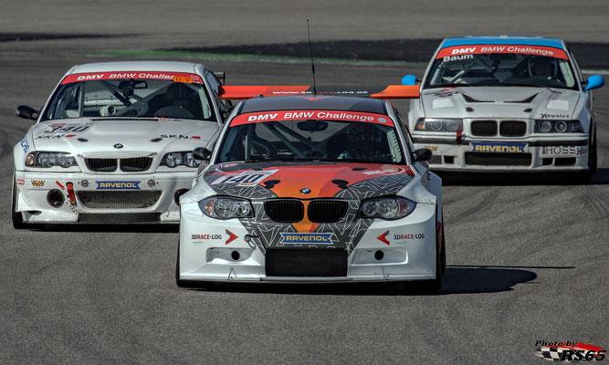 DMV BMW Challenge-Preis der Stadt Stuttgart 2019-Hockenheimring
