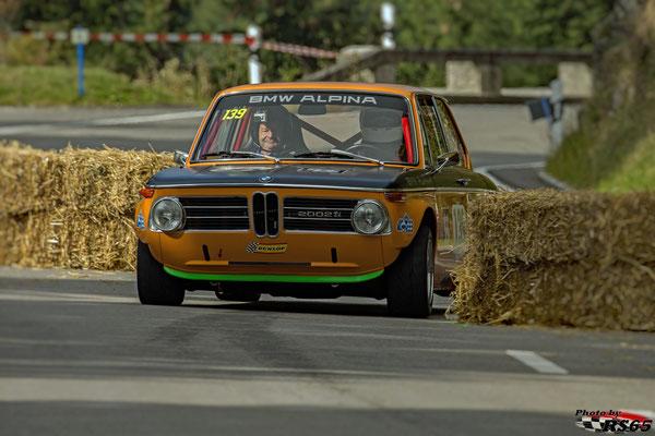 BMW Alpina 2002 ti - Rossfeldrennen 2018