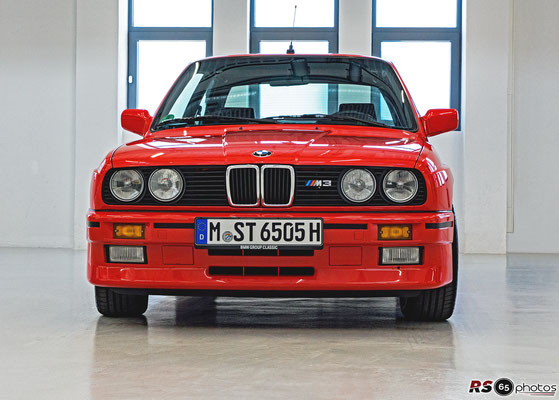 BMW Group Classic - BMW E30 M3