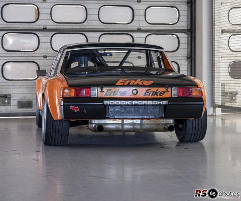 Porsche 914/6 - Max Kainzinger - FHR Spring Classic - Hockenheimring 2021