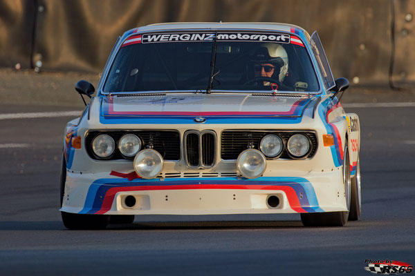 BMW 3.0 CSL - Le Mans Classic 2018
