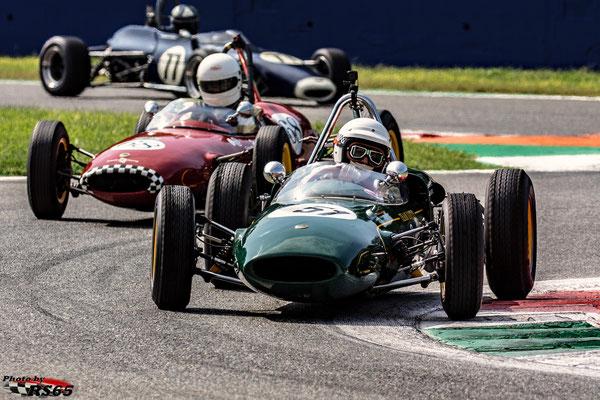Lotus20/22 - Goppa Geki Russo - Monza Historic 2019