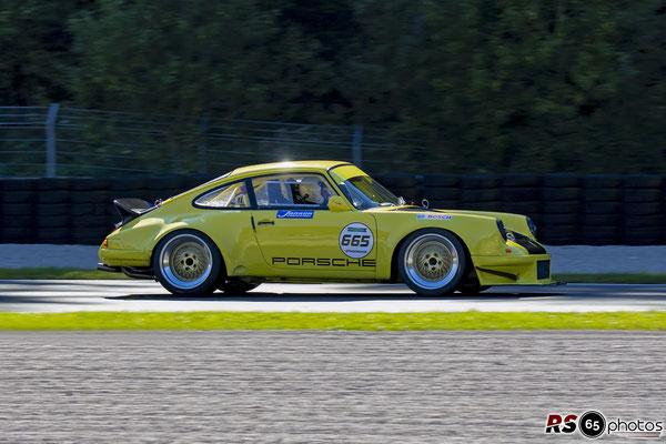 Porsche 911 RSR - Hans Auer - Histo Cup - Bosch Race - Salzburgring 2021