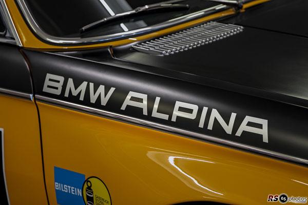 BMW Alpina 2800 CS