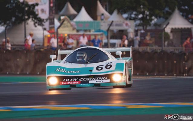 Emka C84/1 Aston Martin - Group C Racing
