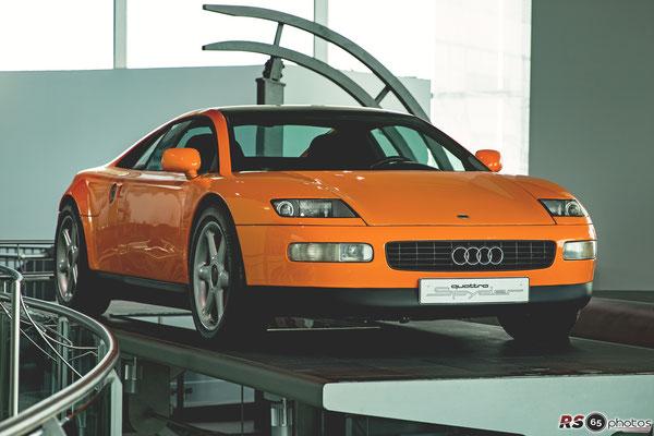 Audi quattro Spyder - 40 Jahre Audi quattro
