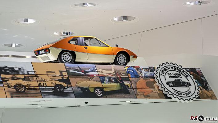 Porsche 914/6 Murène by Heuliez - Porsche Museum