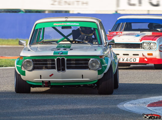 BMW 2002 TI - Monza Historic 2019 - Peter Auto