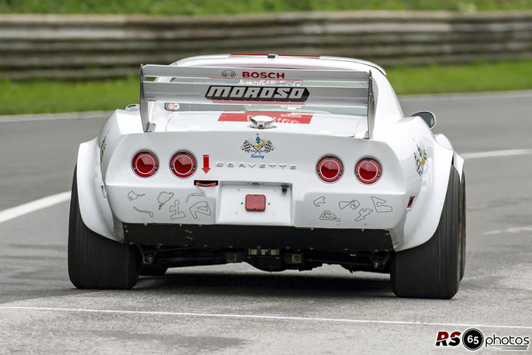 Chevrolet Corvette C3 - Tina Jentzsch - Histo Cup - Bosch Race - Salzburgring 2021