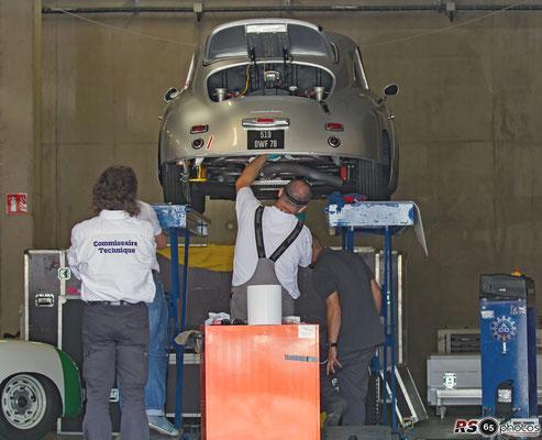 Porsche 356 - Le Mans Classic 2018