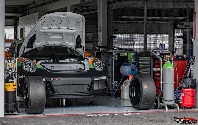 Porsche Club Historic Challenge-Preis der Stadt Stuttgart 2019-Hockenheimring