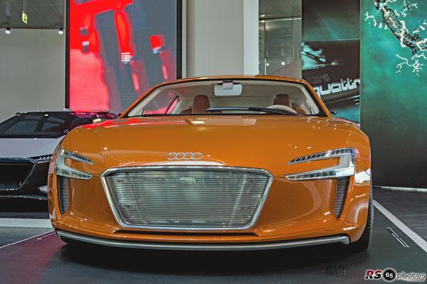 Audi e-tron quattro - 40 Jahre Audi quattro
