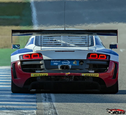Audi R8 LMS Ultra-HCB-Rutronik Racing-DMV GTC-Preis der Stadt Stuttgart 2019-Hockenheimring
