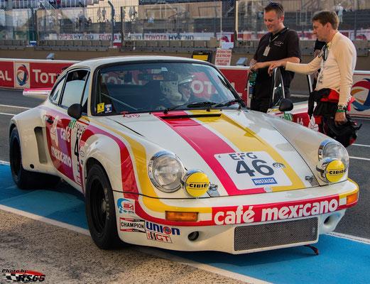 Porsche 911 Carrera RSR 3.0 - Le Mans Classic 2018