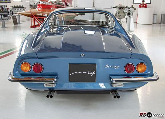 Dino 206 GT - Enzo Ferrari Museum Modena