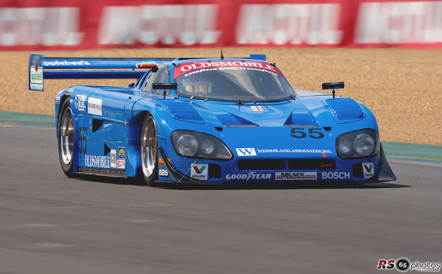 Spice SE89P - Group C Racing
