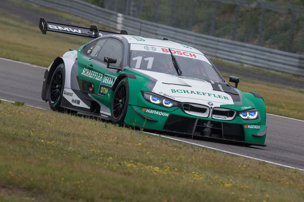 Nürburgring (GER), 8th to 11th June 2020. BMW M Motorsport, DTM test days. BMW works driver Marco Wittmann (GER), Schaeffler BMW M4 DTM