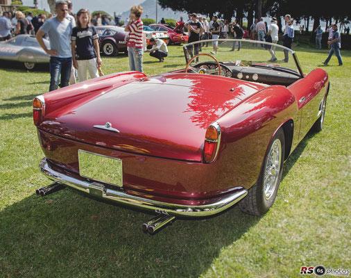 Ferrari 250 GT Spyder California Prototipo - Concorso d'Eleganza Villa d'Este