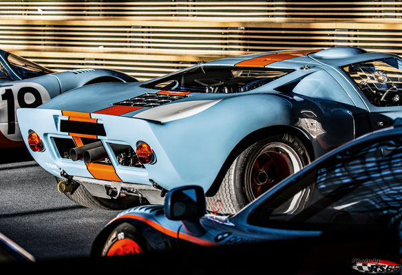 Ford GT40 - ROFGO Collection - Retro Classics Stuttgart 2020