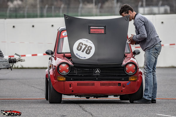 Autobianchi A112-Manfred Niederberger-VFV GLPpro-Preis der Stadt Stuttgart 2019-Hockenheimring