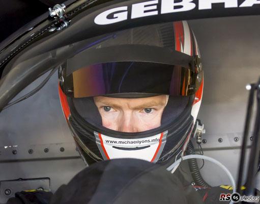 Michael Lyons - Gebhardt Motorsport