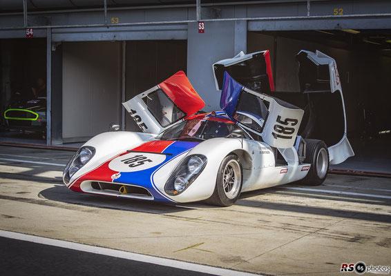 Lola T70 Mk III B - Monza Historic 2018