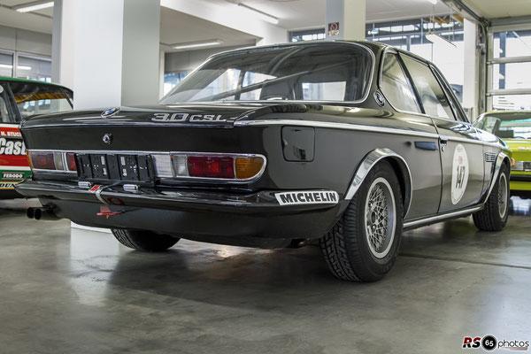 BMW 3.0 CSL- 50 Jahre BMW 3.0 CSL