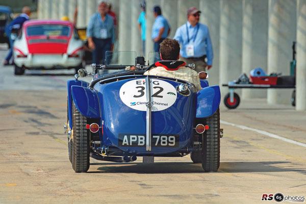 Riley MPH - Le Mans Classic 2018