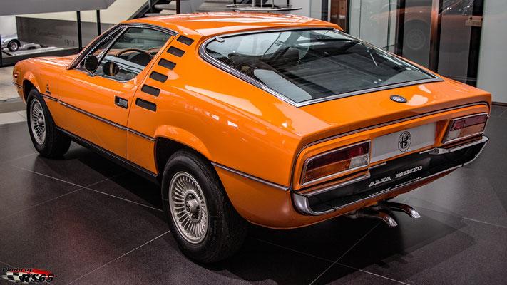 Alfa Romeo Montreal - Alfa Romeo Museum