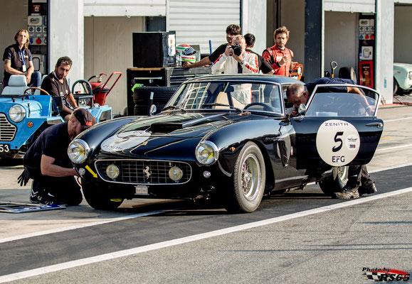 Ferrari 250 GT - Monza Historic 2019 - Peter Auto