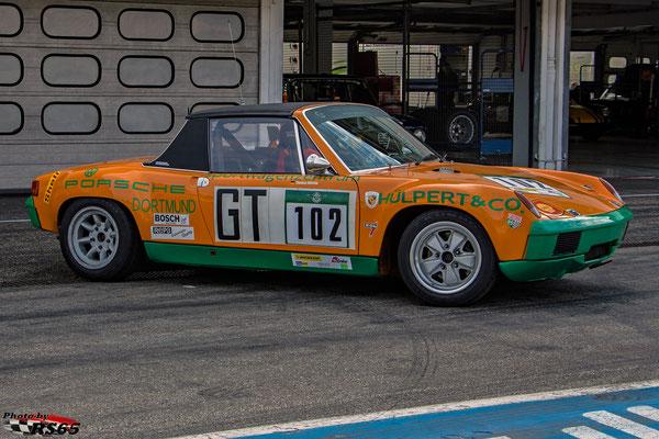 Porsche 914/6 - Dunlop FHR Langstreckencup - Preis der Stadt Stuttgart 2018 - Hockenheimring