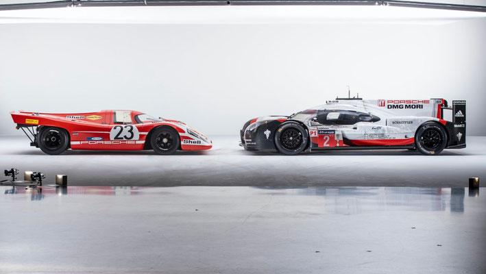 Porsche 917 KH / Porsche 919 Hybrid