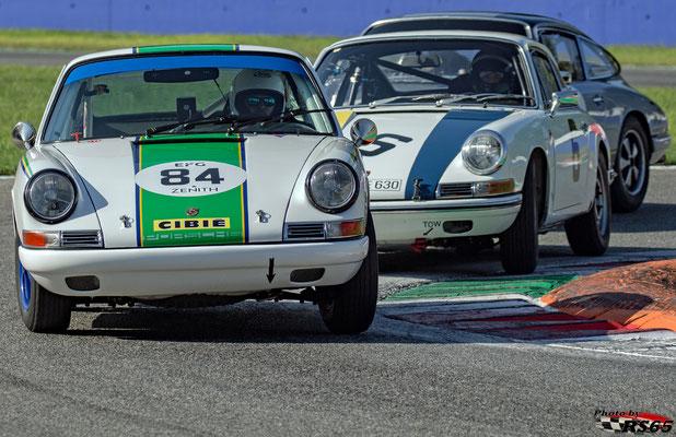 Porsche 2.0L - 2.0 L Cup - Monza Historic 2019