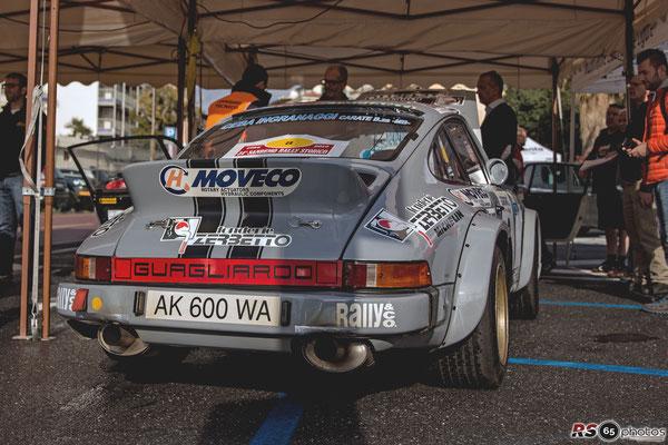 Porsche SC 3000 - Sanremo Rallye Storico 2019