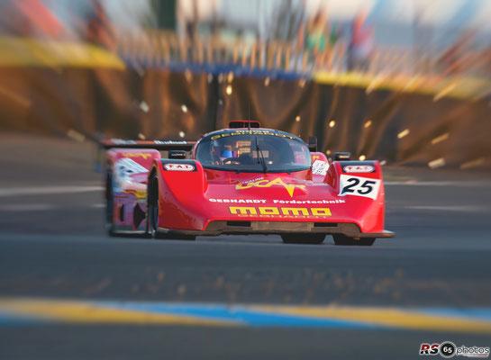 Gebhardt C91 - Group C Racing