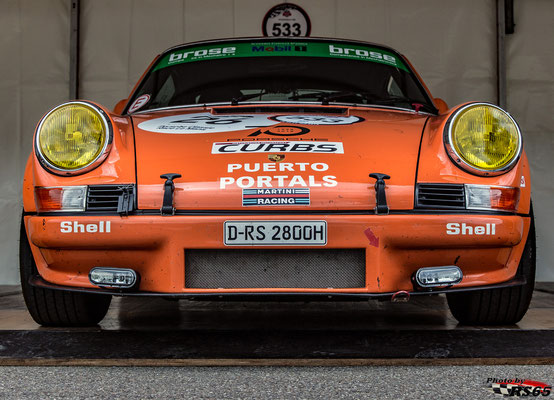 Porsche 911 2.8 RSR - Solitude Revival 2019