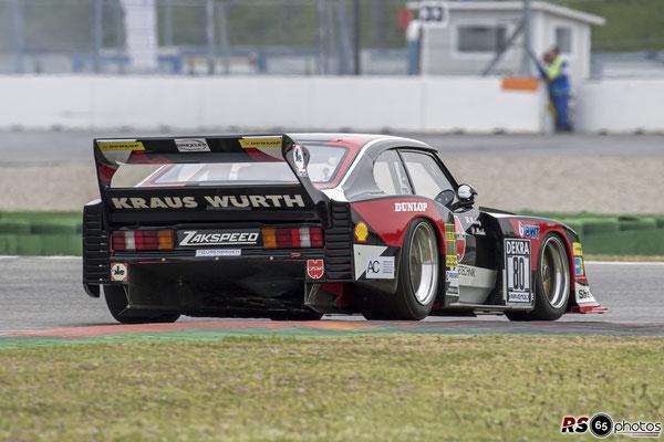 Ford Zakspeed Turbo Capri - Peter Mücke - FHR Spring Classic - Hockenheimring 2021