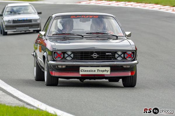 Opel Manta A - Gregor Neulinger - Histo Cup - Bosch Race - Salzburgring 2021