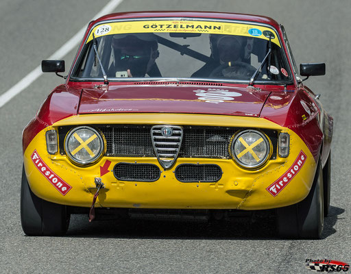 Alfa Romeo GTA-R - Solitude Revival 2019