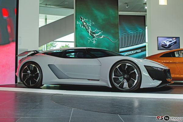 Audi AI:RACE quattro - 40 Jahre Audi quattro
