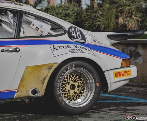Porsche 911 RS - Sanremo Rallye Storico 2019