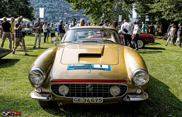 Ferrari 250 GT Berlinetta SWB Competizione 1960