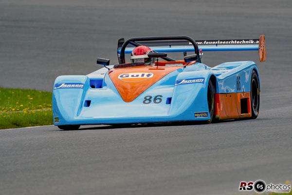 PRC Opel - Christian Kletzer - Histo Cup - Bosch Race - Salzburgring 2021