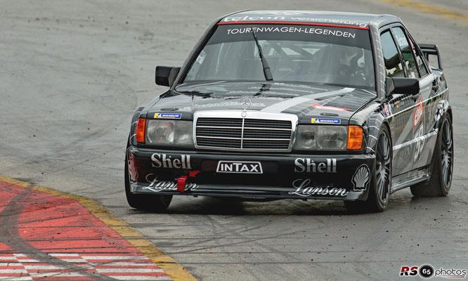Mercedes 190 E 2.5-16 EVO I DTM - Marvin Schaid - Hockenheimring 2020