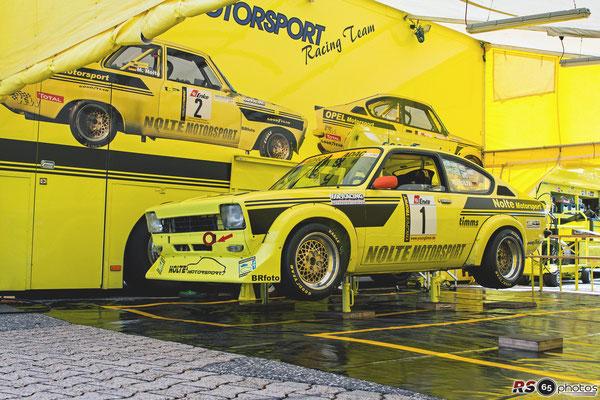 Opel Kadett C Coupe - Michael Nolte - Youngtimer Trophy - Preis der Stadt Stuttgart 2020 - Hockenheimring