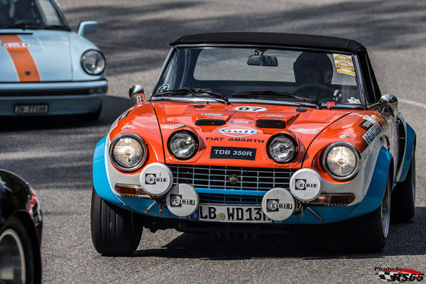 Fiat 124 Rallye Groupo 4 - Solitude Revival 2019