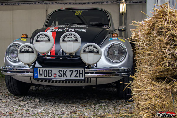 VW 1302 S Salzburg Rallye Käfer - Rossfeldrennen 2018