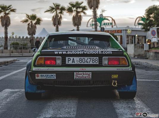 Lancia Beta Montecarlo - Sanremo Rallye Storico 2019