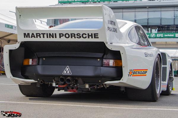 Porsche 935/77 - Le Mans Classic 2018