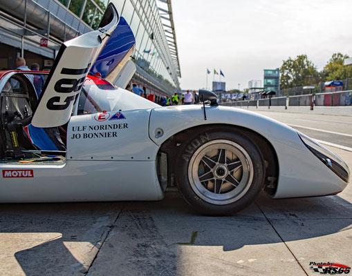 Lola T70 MKIII B - Monza Historic 2019 - Peter Auto